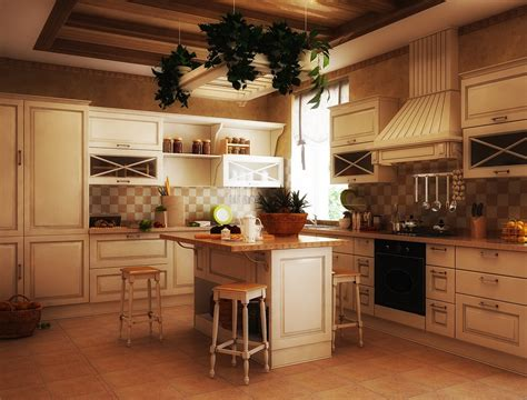 11 Luxurious Traditional Kitchens Picture Of Kitchen Design
