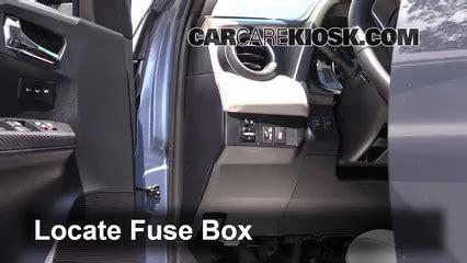interior fuse box location: 2013 2017 toyota rav4 2013