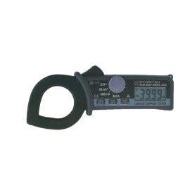 Kyoritsu 2433r Ac Leakage Cl Meter 2433 R Tang Ere 400a kyoritsu 2433r ac leakage cl meter test equipment