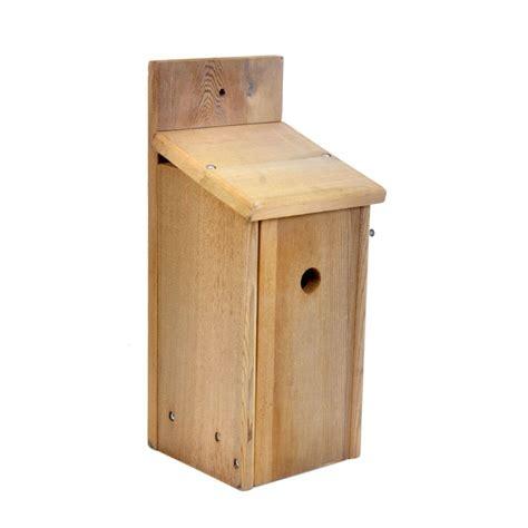 cedar bird box