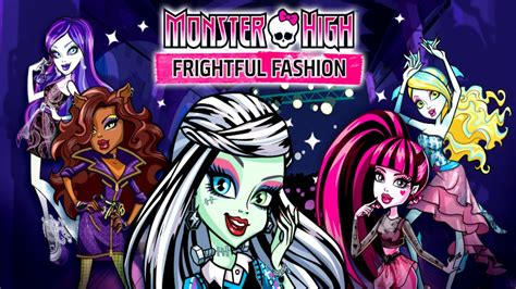 imagenes de monster high rockeras monster high frightful fashion gameplay part ii amazing