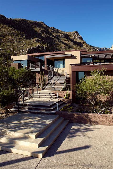 solar panels and eco sensitive design create smart home in