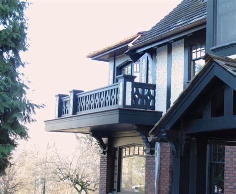 tudor terrace patio small tudor homes tudor style a tudor balcony unveiled