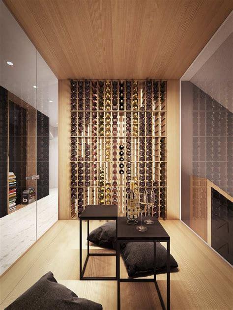 Bar A Vin Moderne by Am 233 Nagement Cave 224 Vin Moderne En 34 Id 233 Es 224 D 233 Couvrir