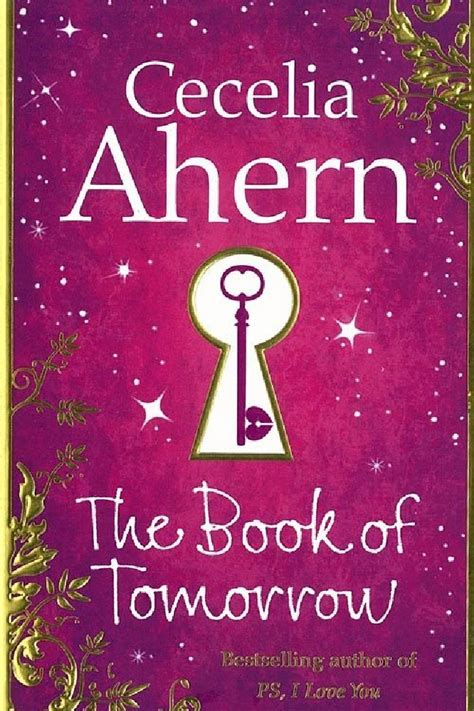 tomorrow the books book review the book of tomorrow by cecelia ahern