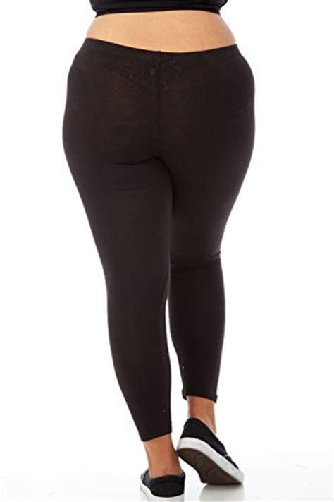 Legging Lil Abu Abu bozzolo plus size 3xl black buy in uae apparel products in the uae