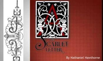 Scarlet Letter Ppt