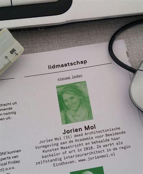 interieurarchitect veldhoven it s official lid van de bni jorien mol