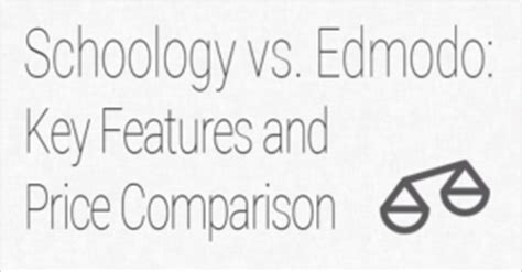 edmodo vs canvas blackboard vs moodle comparing features costs and services