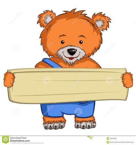 imagenes animados de osos oso del personaje de dibujos animados foto de archivo