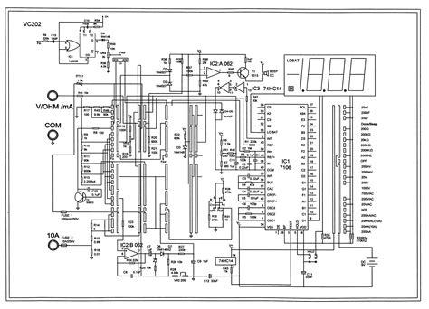 block diagram of 7106 wiring diagram
