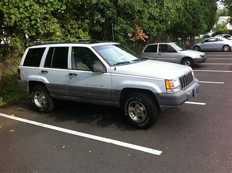 1996 Jeep Laredo Find Used 1996 Jeep Grand Laredo 4x4 Zj In