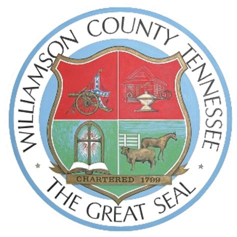 Williamson County Court Search Williamson County Seal Williamson County Tn Official Site