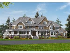 Luxury Craftsman Style Home Plans Sofala Luxury Craftsman Home Plan 071s 0048 House Plans And More
