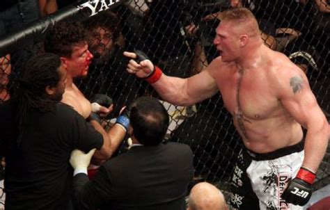 brock lesnar living legend of wwe and ufc ufc wwe media