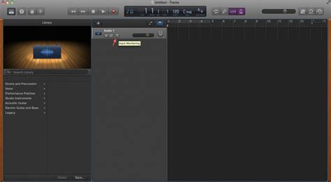 Garageband Latency How To Use The Maestro Low Latency Mixer With The One For