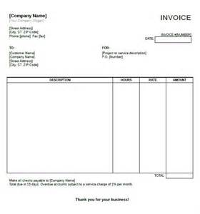 work invoice template free service invoice template free pdf besttemplates123