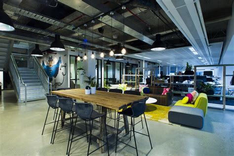 facebook office interior design facebook offices by siren design