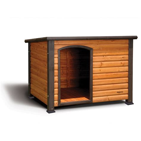 precision outback dog house precision pet extreme outback log cabin dog houses petco