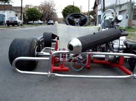 karting chasis fc motor zanella 200cc. youtube