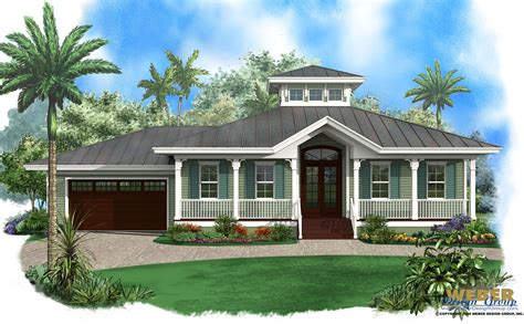 home design florida key house plans key island style home floor plans