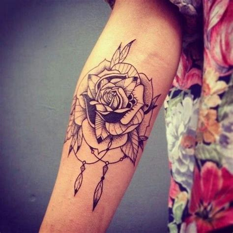 unique rose tattoo cool unique and pretty it tattoos