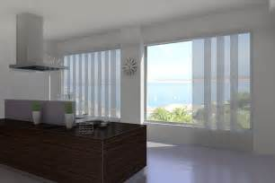 Bamboo Curtains For Sliding Glass Doors Panel Track Blinds