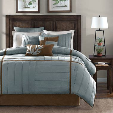 dune 7 pc comforter set jcpenney master bedroom