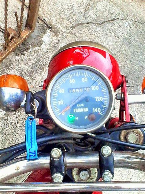 lapak trail jadul jual motor trail jadul yamaha gt