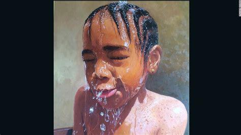 biography of nigerian artist olamide oresegun olumide the nigerian artist making a splash