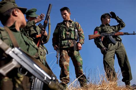 Army Kia Burma Myanmar Kachin Independence Army Kia Claims That