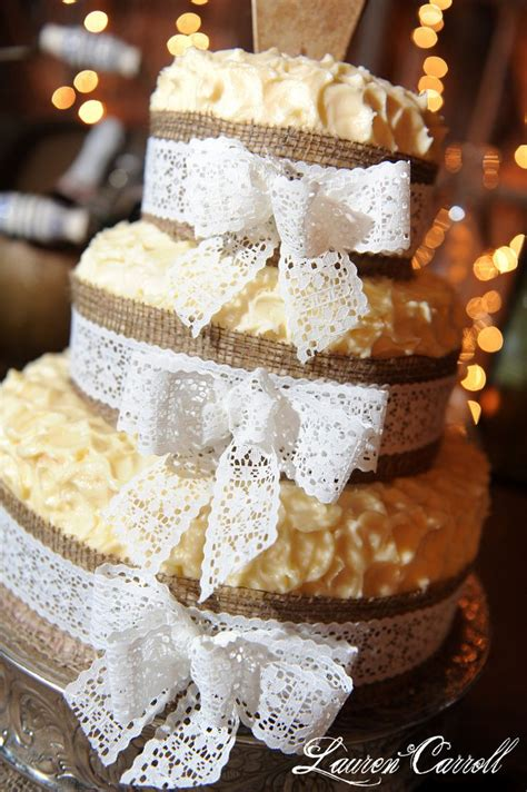 lq designs burlap and lace wedding ideas wedding ideas rustic barn wedding burlap and lace wedding cake three