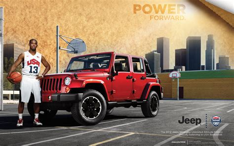 jeep wrangler ads 2012 jeep wrangler unlimited altitude joins special