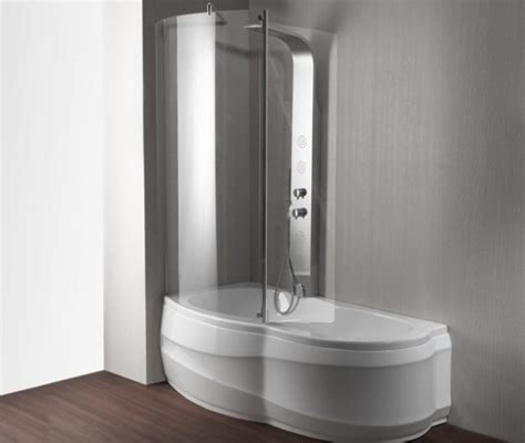 vasche da bagno piccole con doccia vasca da bagno combinata con box doccia quot artesia quot