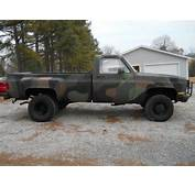 Sell Used Chevy Cucv Military Truck M1028 A2 Rare Dually