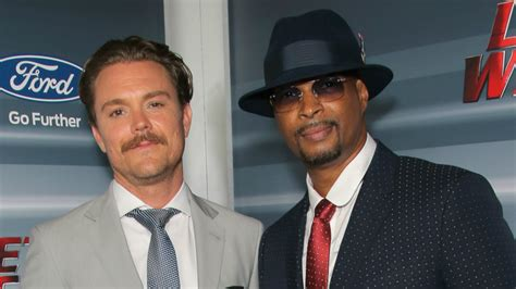 damon wayans tv fox assures palpable chemistry with damon wayans and