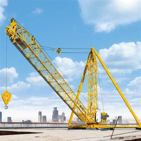 lifting  rigging   cranes   types
