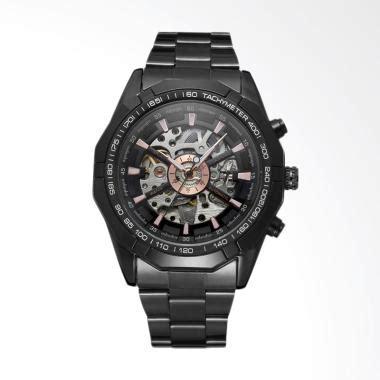 Jam Tangan Pria Oulm Mechanical 3572 Promo jual produk jam tangan automatic harga promo diskon blibli