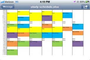 create timetable the university of scranton cas advising center blog final