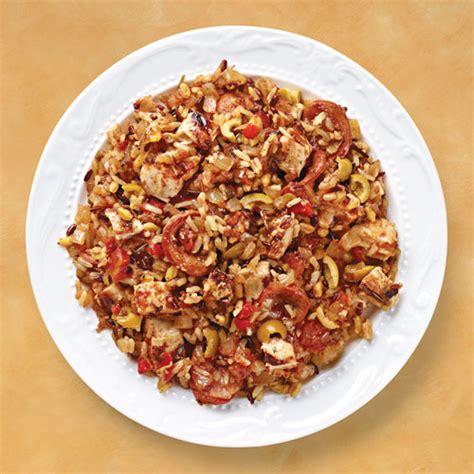 wegmans whole grain 5 rice blend salsa chicken chorizo grain bake wegmans