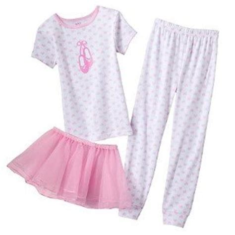 "amazon.com: carter's toddler girls 3 piece ""ballerina"