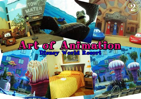 walt disney world sart of animation resort walt disney world resort art of animation