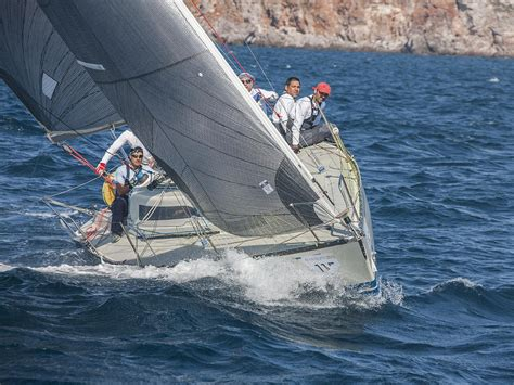 sailing greece in december sailing in greece photograph by sigal segev
