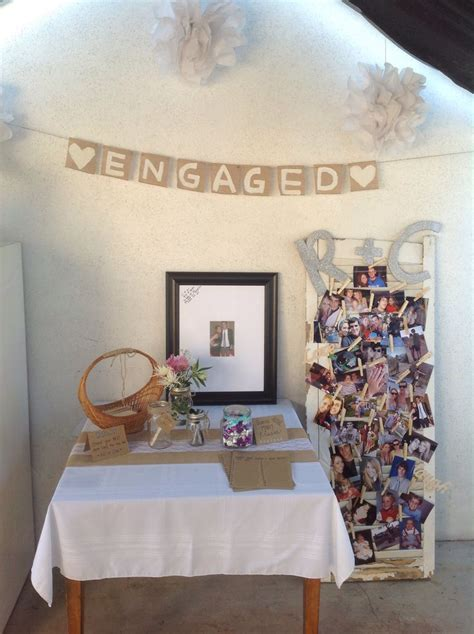 home decoration for engagement