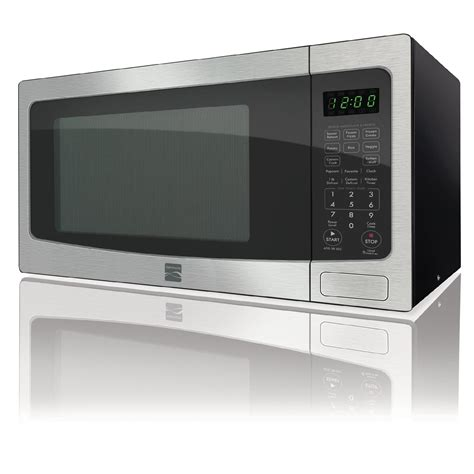 Kenmore Countertop Microwaves by Kenmore 73163 1 6 Cu Ft Countertop Microwave Stainless