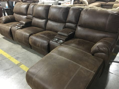sectional reclining sofa with chaise power reclining sectional sofa with chaise big softie 6