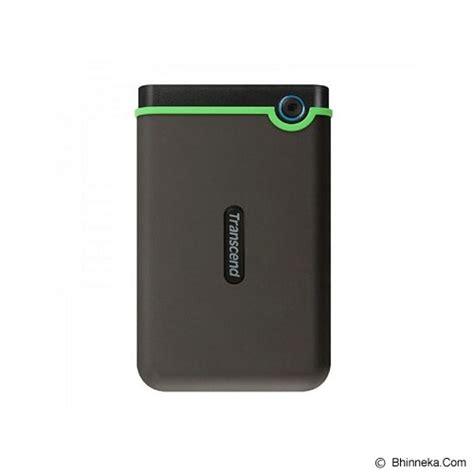 Hardisk Laptop Bhinneka jual transcend storejet 25m3 usb 3 0 2tb ts2tsj25m3