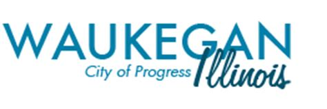 Waukegan City Sticker