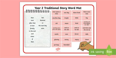 new year story word mat year 2 traditional story word mat exle texts y2 story