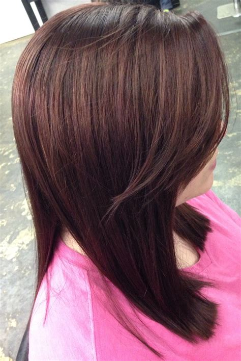 cherry cola hair color cherry cola brown hairstyles brown hairs